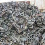 Лом алюминия — моторный