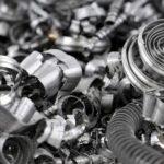 Лом алюминия — стружка