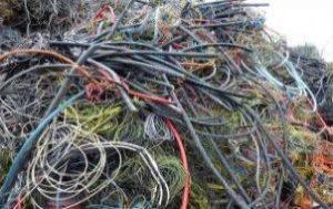 Откуда берется лом кабеля?