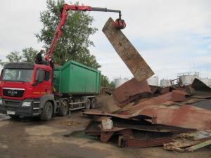 Примем и вывоз металлолома в Голицыно
