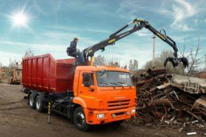 Прием и вывоз металлолома в Бронницах